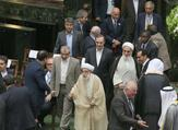 Iran's parliament approved a tweaked draft law against funding terrorism  (Twitter)