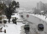 The worst storms in a decade left swathes of Israel and Jordan under a blanket of snow and parts of Lebanon blacked out. (AFP/ File)