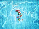 In 2018, Egyptian companies invested about $ 876 million in projects in COMESA states. (Shutterstock)