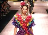 Dolce & Gabbana graces Dubai with first show in the Middle East (Twitter)