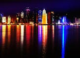 The World Economic Forum's annual study on the global economy showed that Qatar has improved its rank by two places from last year's 32nd place out of 135 countries. (Shutterstock)