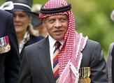 Jordanian King Abdullah II (Twitter)