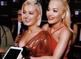 Rita Ora and Bebe Rexha (Twitter)