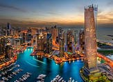 According to Dubai FDI Monitor, 56 of total investment went into strategic projects while 43 percent of projects were using high and medium technology. (Shutterstock)