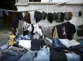 لقطة في أحد شوارع عفرين