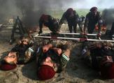 مقاتلون سوريون تدعمهم تركيا يتدربون في محافظة حلب
