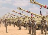 """انطلاق فعاليات التدريب العربي المشترك """"درع العرب-1″"""