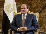 President Abdel Fattah al-Sisi . (AFP/File)
