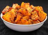 البطاطا الحارّة على الطّريقة الهنديّة