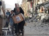 United Nations consider sending humanitarian aid to Syria's Idlib. (AFP/ File)