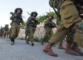 عناصر من جنود الاحتلال في الضفة الغربية/ أرشيفية