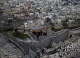 The mostly Arab Jerusalem neighborhood of Silwan. (AFP/File)