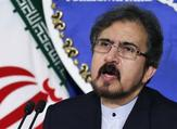 Iranian Foreign Ministry Spokesman Bahram Qassemi (AFP/ File Photo)