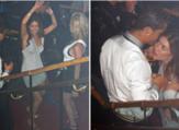 Ronaldo and Mayorga, his accuser of rape, met at Las Vegas' Rain nightclub in 2009. (Socialmedia)