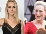 The Weinstein Company's list of creditors includes Meryl Streep and Jennifer Lawrence, who have both criticised Harvey Weinstein in recent months. (Source: AFP)