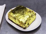 Los Angeles Restaurant Creates Stunning $500 24-Karat Gold Brownies. (Twitter)