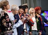 BTS Bang. (AFP/File)