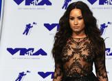 Singer Demi Lovato. (AFP pic)