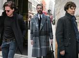 أضف الى المعطف وشاحا من الكشمير او الحرير