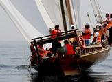 Dubai International Marine Club (DIMC) at Mina Seyahi is hosting an exciting series of ocean-going races.