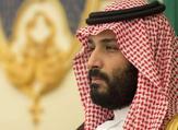 Saudi Crown Prince Mohammad bin Salman attends a meeting in Jeddah.  (AFP/File)