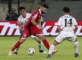 The Cedars ride on Al Helwe's brace but lose out on advancing in 2019 AFC Asian Cup
