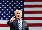 Donald Trump. (AFP/File)