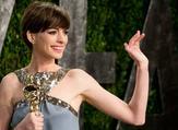Anne Hathaway. (AFP)