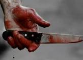 مشادة  عنيفة وقعت بينهما، انتهت بطلب الضحية منه مغادرة المنزل، قام القاتل بالولوج إلى المطبخ وإحضار سكين
