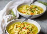 وصفات للخريف: حساء الدجاج بالكسكسي