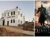 مسجد أرطغرل في محافظة جرش