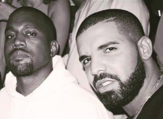 Drake's new Instagram with Kanye West could be about their new joint project.(Drke/ Instagram)