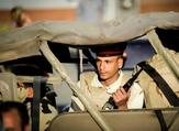 Egyptian soldier prepares for ongoing security operation in north Sinai (AFP/File Photo)
