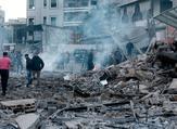 تصعيد عسكري إسرائيلي جديد على قطاع غزة، وسط تحذيرات من اندلاع حرب شاملة