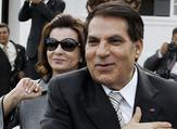 الرئيس التونسي السابق زين العابدين بن علي