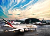 Travellers can 'fly better' with Emirates and enjoy a stress-free experience before boarding their flight with Home Check-in. (File/ Photo)