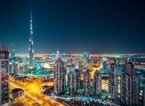 أبو ظبي كانت ثاني أعلى الوجهات من حيث الأسعار (169 جنيهاً إسترلينيا)، تليها جميرا، دبي (150 جنيهاً إسترلينيا) وداروين