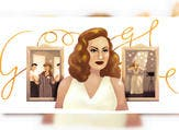 12th of November, marks what would've been the 87th birthday of the late Arab Maryline Monroe, Hend Rostom. (Source: Google)