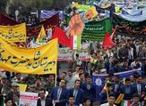 تظاهرات في عموم إيران بالتزامن مع فرض العقوبات الأمريكية