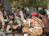 مقتل 24 شخصا واصابة 53 آخرون بجروح في اعتداء استهدف صباح السبت عرضاً عسكرياً في الأهواز