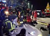 مقتل وإصابة أكثر من 120 شخصا في ملهى ليلي بإيطاليا