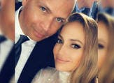 The loved up pair are both keen to stay fit and healthy (Source: jlo - Instagram)