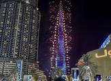 احتفالات برج خليفة بدبي