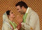 زفاف أناند بيرامال وإيشا أمباني
