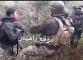 ضابط لبناني يجبر بسلاحه قوة إسرائيلية على التراجع لخلف الحدود
