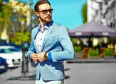 يساعد اتباع تدريجات الألوان المختلفة على التنسيق ما بين ألوان الملابس