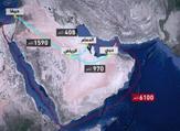 """مشروع لخط سكك حديد يربط """"اسرائيل"""" والبحر المتوسط بدول منطقة الخليج"""