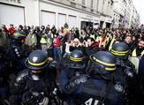حوالي 125 ألف متظاهر شاركوا السبت في التحرك في فرنسا