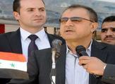 وزير الداخلية السوري، محمد الشعار