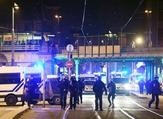 عناصر من الشرطة الفرنسية في مدينة ستراسبورغ
